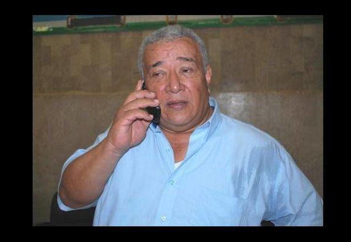 Edgar Astudillo asegura que solo espera que el gobierno de Juan Manuel Santos garantice su seguridad. (eluniversal.com.co)