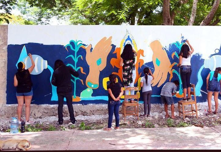 Impulsan la creatividad y la participación ciudadana en las comisarías(Foto:Novedades Yucatán)