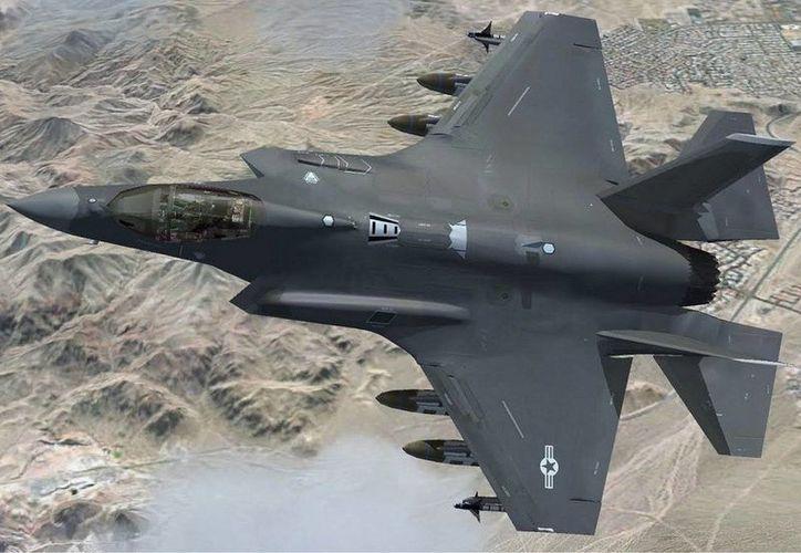 El Pentágono propone gastar 8,400 millones en su desarrollo y en la adquisición de aparatos F-35. (defensamilitar.com)