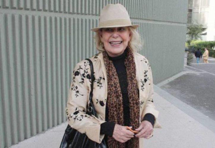 La actriz tenía  69 años de edad. (Archivo SIPSE)