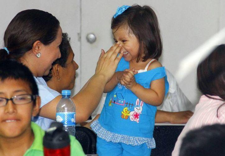 Especialistas piden estar pendientes de los problemas de desarrollo de los niños. (Milenio Novedades)
