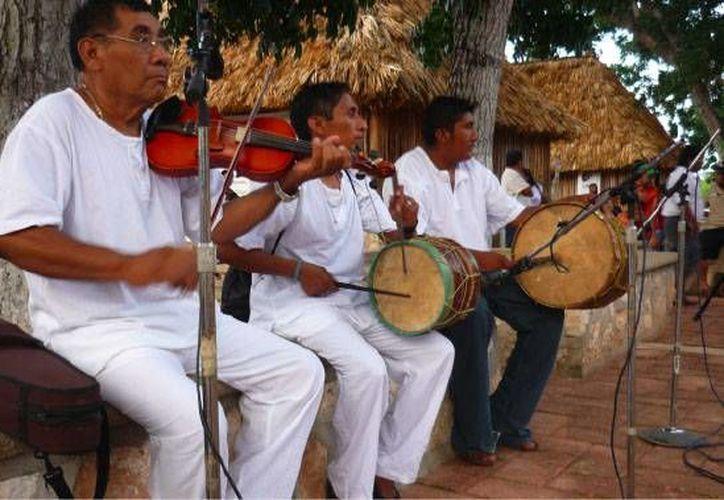 De Quintana Roo estará presente un grupo de maya pax. (Foto de Contexto/Internet)