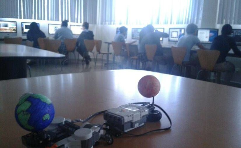 Colegio Lizardi quiere ser modelo para otros centros educativos. (Sergio Orozco/SIPSE)
