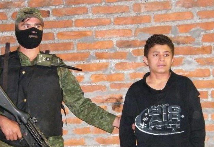 La pena del menor concluye en diciembre de 2013. (telediario.mx)