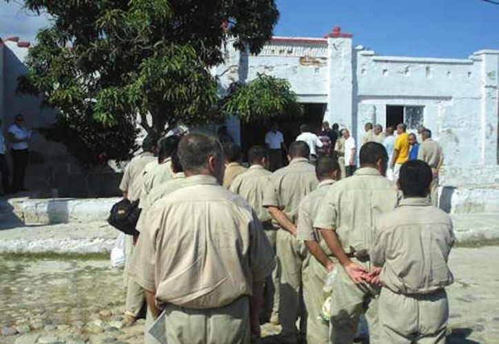 El motín se registró en el campámento Laguna de Toro, con saldo de siete custodios lesionados. (www.octavodia.mx)