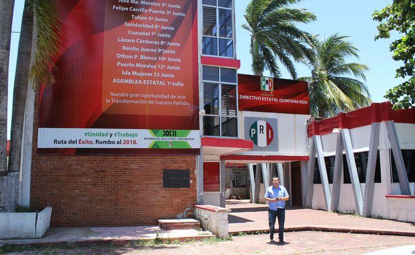 Regidores del PRI aseguran que el partido volverá a ser la principal fuerza política en Othón P. Blanco. (Joel Zamora/SIPSE)