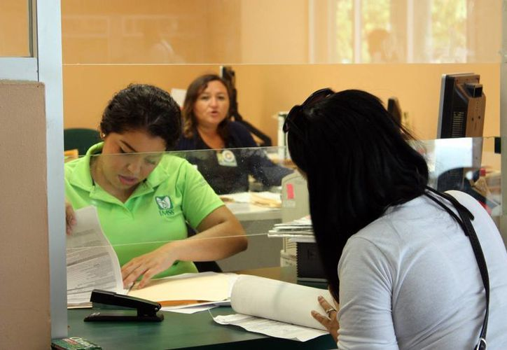 A nivel nacional, cuatro millones 130 mil estudiantes ya se afiliaron al Seguro Social. (Luis Soto/SIPSE)