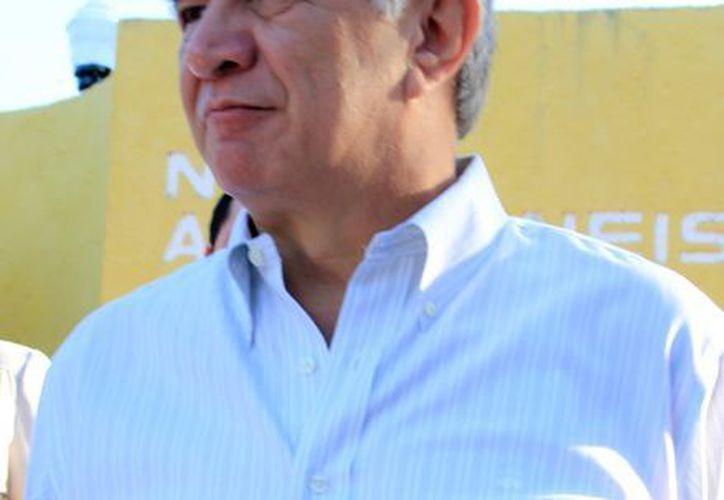 Secretario de Desarrollo Económico, David Alpizar Carrillo. (Milenio Novedades)