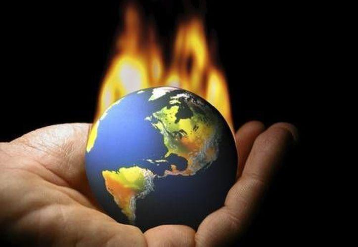 El calentamiento global ocasionado por el efecto invernadero ha ocasionado deterioros en el clima del mundo y en el planeta. (Foto de Contexto/Internet)
