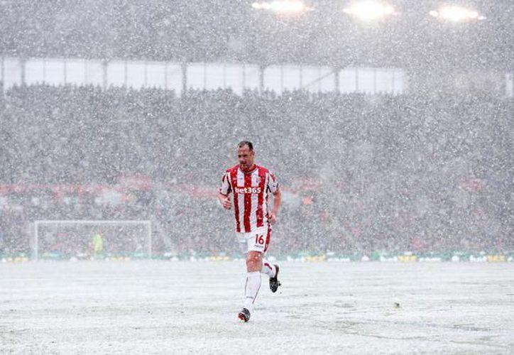 Esta fue la segunda derrota seguida del Stoke. (Reuters)