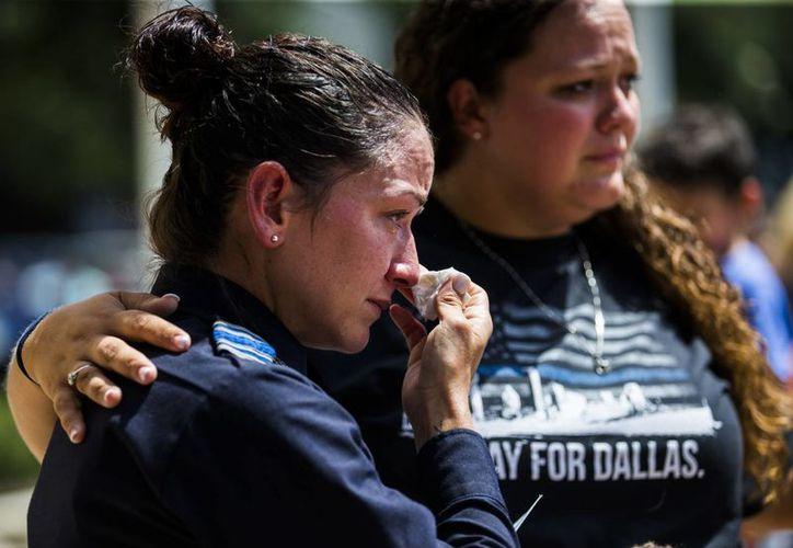 La policía de Dallas no ha revelado los detalles de la investigación por el ataque de Micah Johnson contra varios policías. (AP)