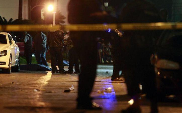 Los cuerpos no han sido identificados hasta el momento. (Archivo/SIPSE)