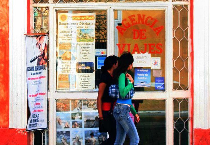 Agencias de viaje yucatecas buscan capacitarse para ofrecer un mejor servicio. (Milenio Novedades)