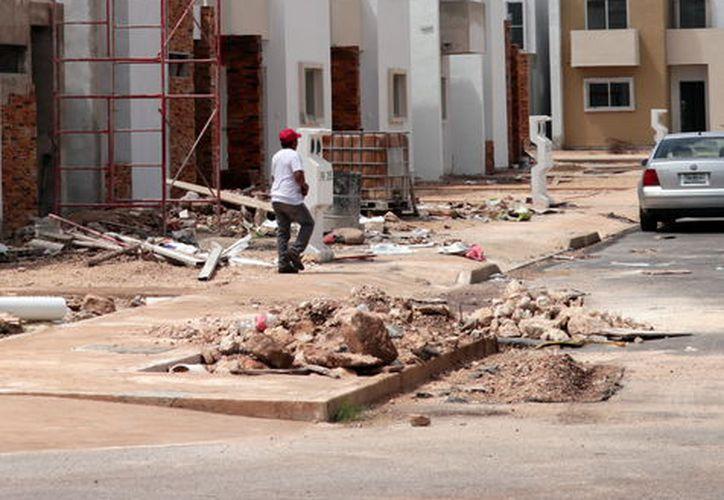 El norte de Mérida experimenta un crecimiento en desarrollos inmobiliarios. (Foto: Milenio Novedades)