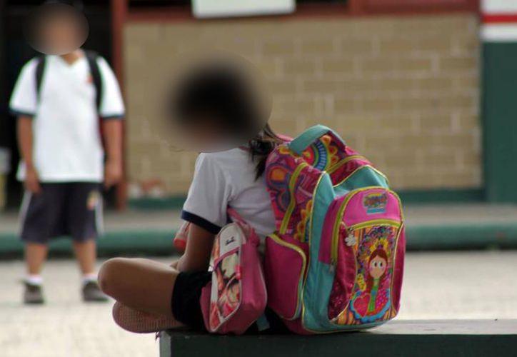 México, entre los primeros lugares a nivel mundial de violencia contra niños. (Milenio Novedades)