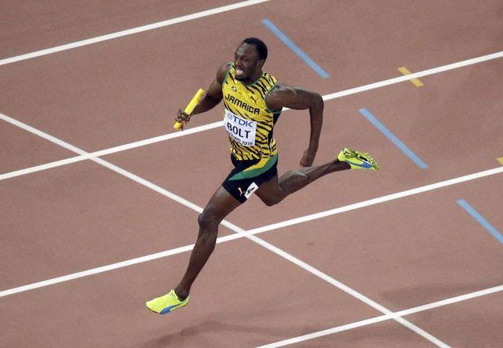 Jamaica aún mantiene la esperanza de que el velocista Ussain Bolt les de otra gran alegría en los Juegos Olímpicos de Río de Janeiro 2016. (AP)