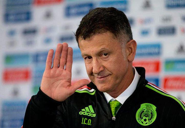 Los gerreros aztecas jugarán contra Estados Unidos y Honduras (Foto: Mexsport)