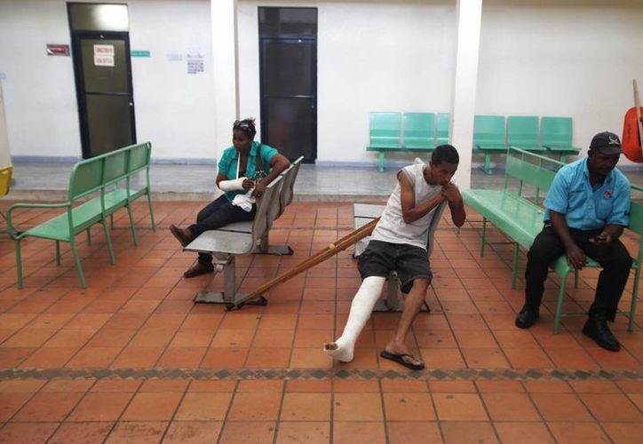 En Panamá, al menos 10 mil pacientes han perdido sus citas. (EFE)