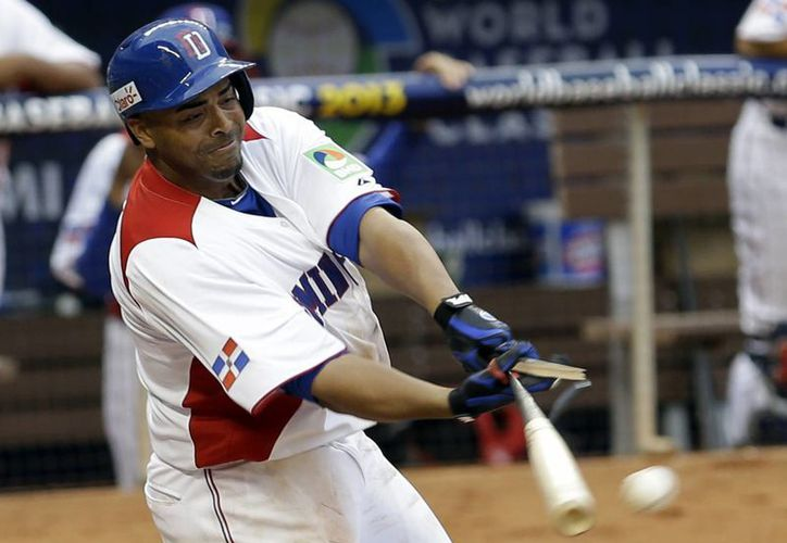 El bateador dominicano Nelson Cruz. (Agencias)