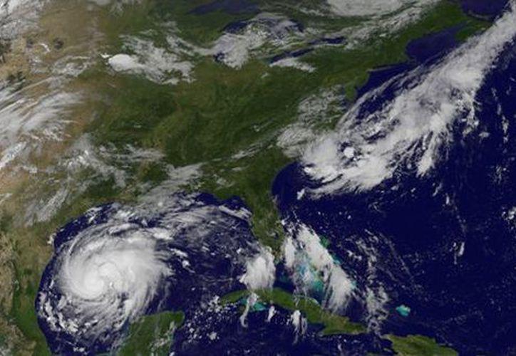 La súper tormenta Sandy, que azotó Nueva York y Nueva Jersey en 2012, nunca tuvo vientos tan potentes. (Conagua)