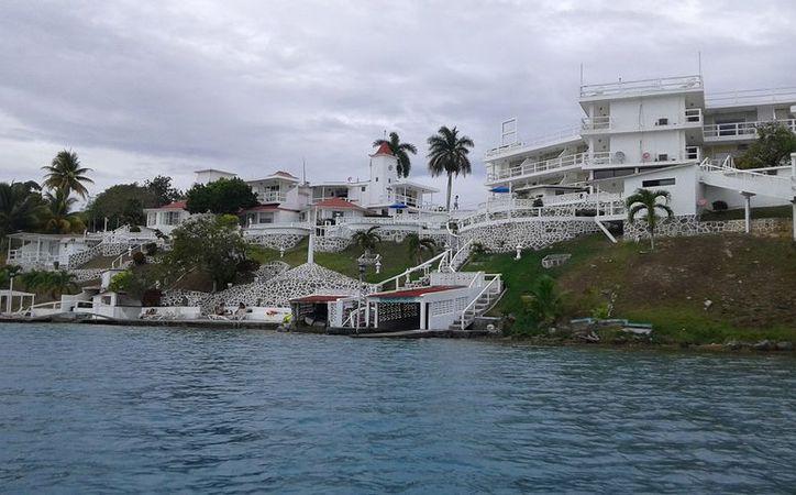 Se registra un 95% de ocupación hotelera en Bacalar. (Redacción/Javier Ortiz).