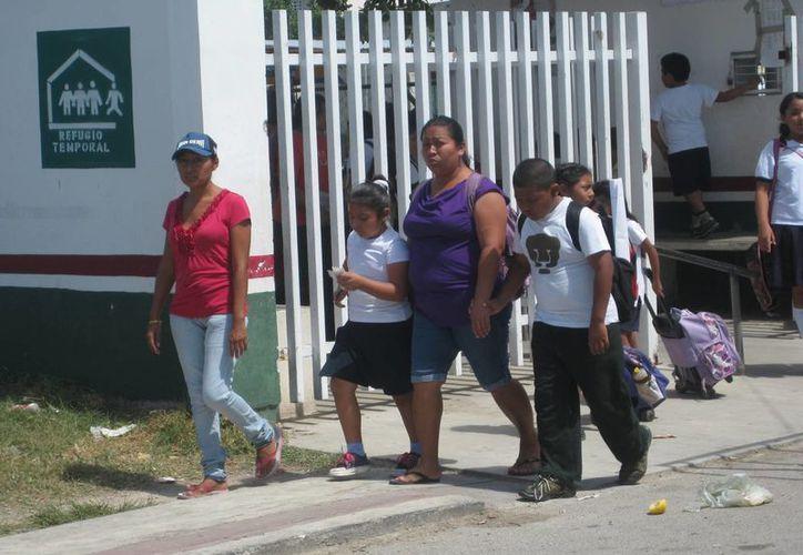 Las jefas de familias de 12 a 68 años que se encuentren en situación de vulnerabilidad recibirán el apoyo. (Javier Ortiz/SIPSE)