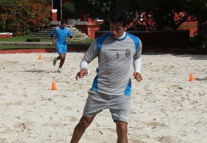 Braulio Godínez Durán jugó la temporada pasada con Alebrijes. (Milenio Novedades)