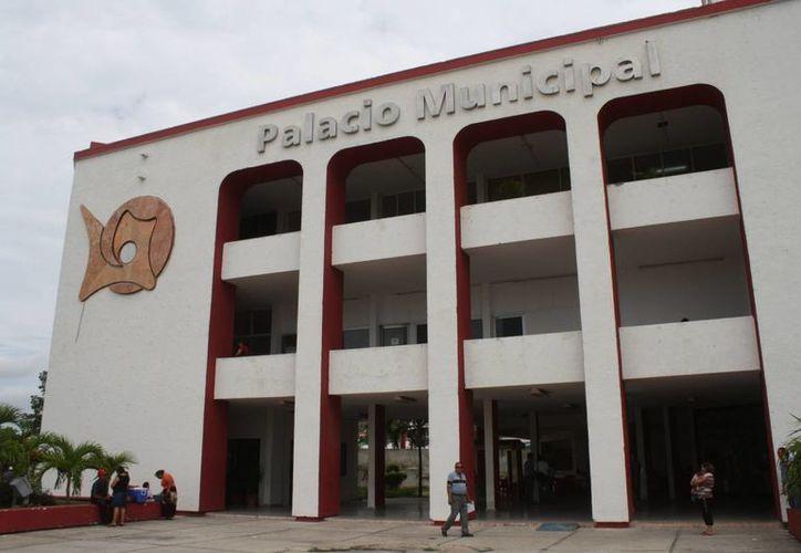 Las direcciones de Comunicación y Desarrollo Social se trasladarán a las instalaciones del Palacio Municipal. (Harold Alcocer/SIPSE)
