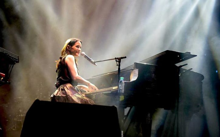 Julieta Venegas celebrará el Día de Muertos con un macrofestival en Hollywood, el próximo 29 de octubre. (Facebook)