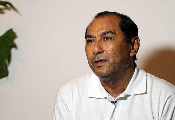 El secretario de Educación, Raúl Godoy Montañez, desmitió que haya un concurso en redes sociales para entregar computadoras de Bienestar Digital. (SIPSE)
