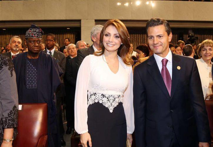 La liquidación del departamento de Angélica Rivera en Miami se dio 46 días después de haberse casado con el hoy presidente Enrique Peña Nieto. (Archivo/Notimex)