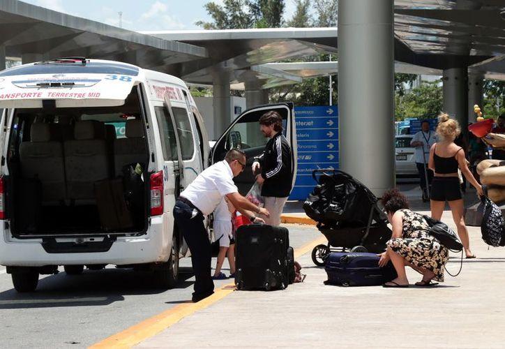El fin de semana se espera a más visitantes en Yucatán.  (Jorge Acosta/Milenio Novedades)