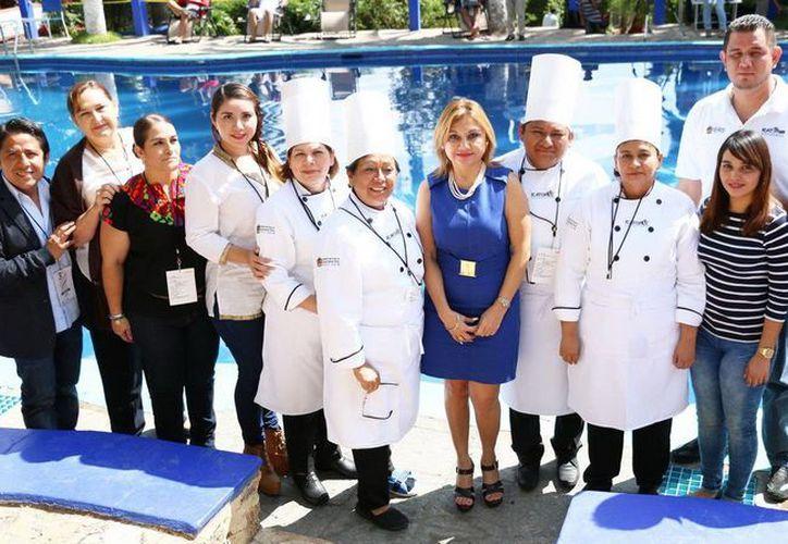 Los alumnos del Icatqroo lograron posicionar a México como uno de los estados ganadores. (Redacción/SIPSE)