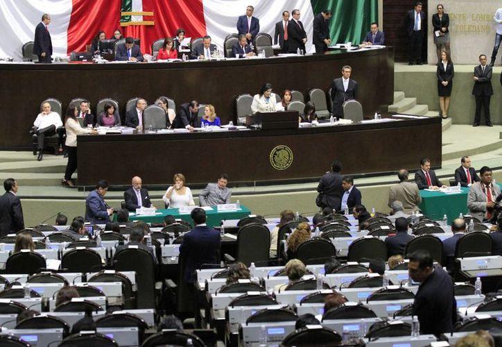 La Cámara de Diputados envió el dictamen de la 'Ley 3de3' al Poder Ejecutivo para efectos constitucionales. (Notimex)