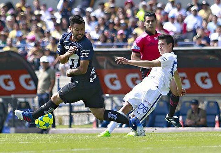 Con este empate, el Pachuca cortó la racha de triunfos al hilo pero Pumas permanece en los primeros sitios de la clasificación con 10 puntos. (Liga MX)