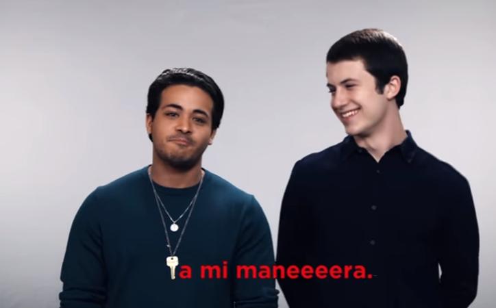 El video publicitario del servicio de streaming, publicado en la cuenta de YouTube de Netflix Latinoamérica, se está haciendo viral. (Captura Youtube).