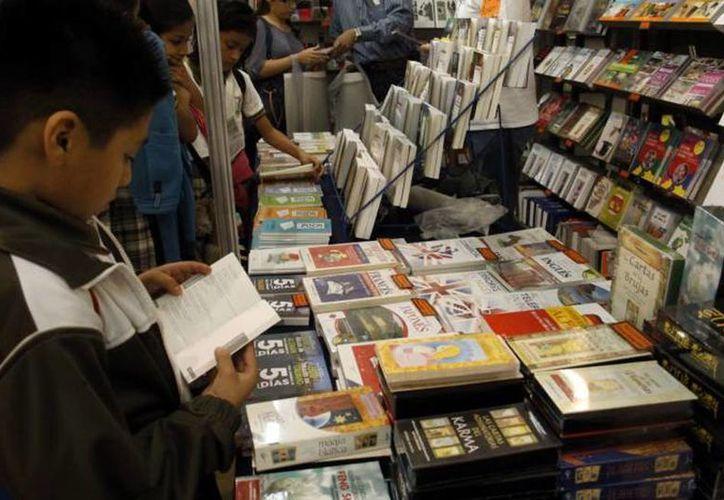 De acuerdo con la Sedeculta, Yucatán, en específico Mérida, es un lugar con vocación de lectura, aunque no llega a los niveles de Nuevo León, Jalisco y DF. (SIPSE)