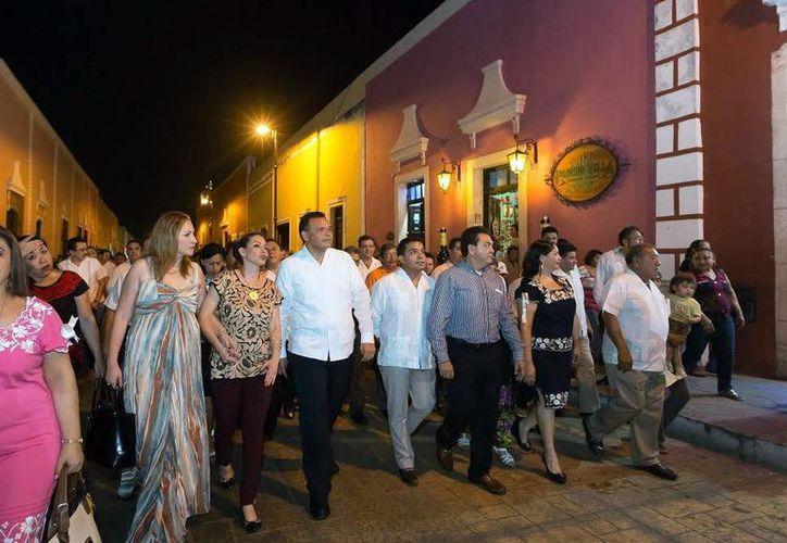 El mandatario Rolando Zapata tendrá este miércoles varios eventos en Valladolid, municipio en el oriente de Yucatán. (Archivo/ Milenio Novedades)