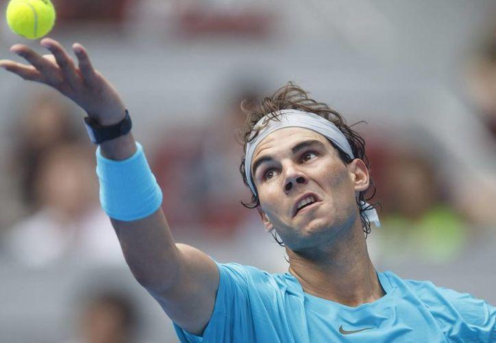 Rafael Nadal se tomará un tiempo para descansar y reponerse de un año muy agotador. (EFE/Archivo)