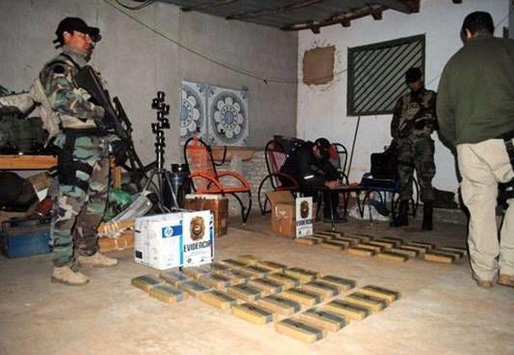 Los arrestos de los narcos tuvieron se dieron en España, Brasil y Colombia en junio. (Agencias/Contexto)