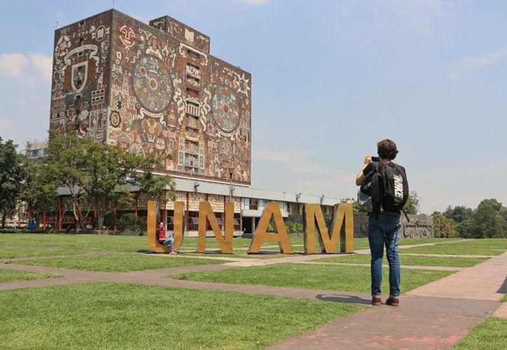Lla UNAM y la APLU unirán esfuerzos para convocar a sus homólogos y crear la alianza de universidades a favor de la ciencia. (Proceso)