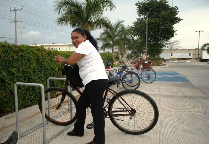 A partir del próximo sábado, la plaza Xaman-Há será 'Bike Friendly'. (Octavio Martínez/SIPSE)