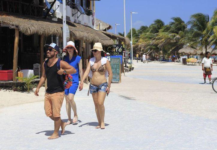 La ocupación hotelera en la zona sur se vio favorecida por el fin de semana largo. (Archivo/SIPSE)