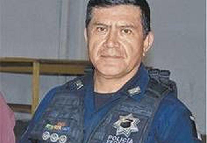 Comandante Carlos Díaz: no se descarta que en cada escuela y en cada aula se realicen simulacros de atentados con armas de fuego. (Milenio)