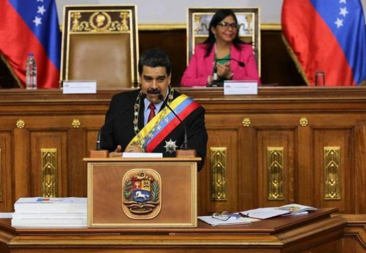 Maduro fue proclamado este martes como Presidente de la República para el periodo 2019-2025. (Informe21)
