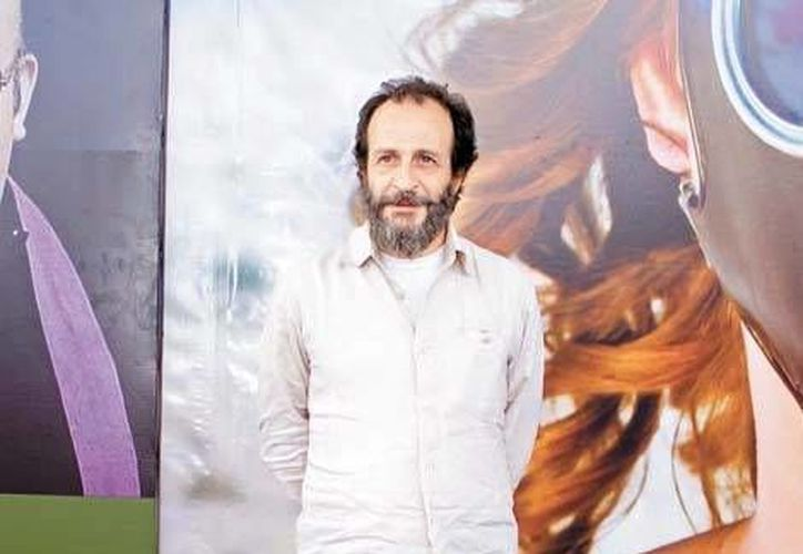 Daniel Giménez Cacho dará talleres a vecinos del barrio bravo para que participen en la serie 'Crónica de Castas'. (milenio.com)