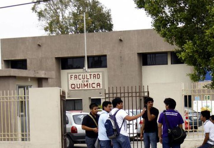 Facultad de Química de la Uady. (Christian Ayala/SIPSE)