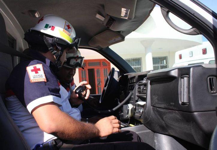 Este año la Cruz Roja Mexicana reforzará su brigada. (Archivo/SIPSE)