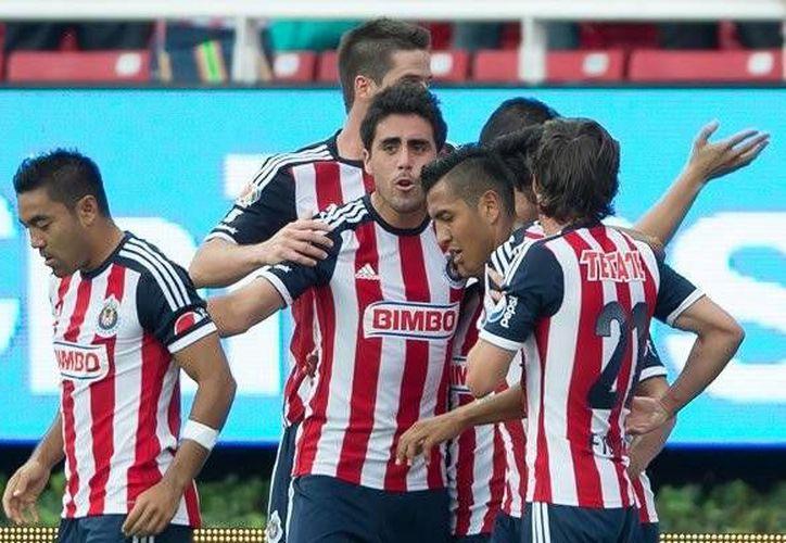 Atlante dejará todo en el partido que tendrá hoy en la noche contra las chivas, en Guadalajara. (Contexto/Internet)