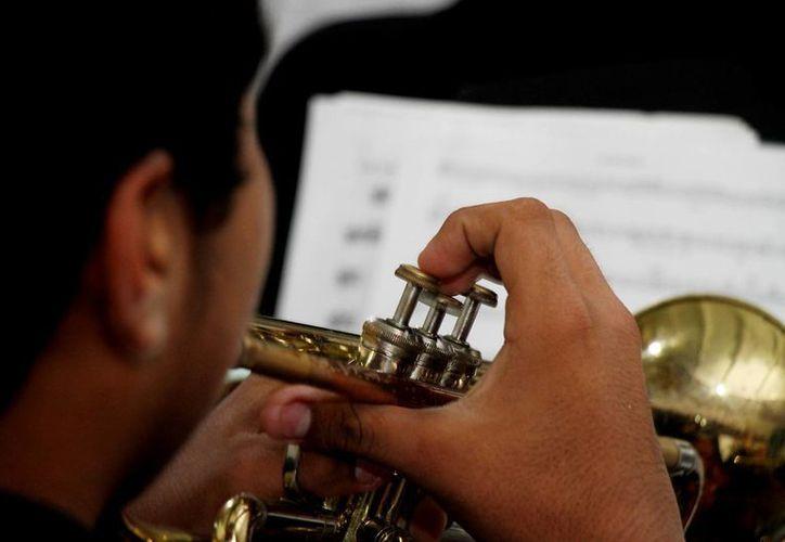 """La """"Banda Sinfónica Municipal de Tlaxcoapan"""" del Estado de Hidalgo se presentará en Cozumel. (Cortesía)"""